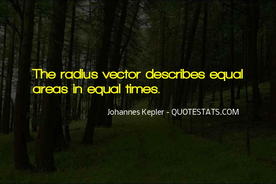 Kepler's Quotes #1142213