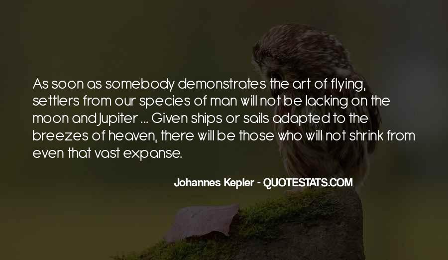 Kepler's Quotes #1205872