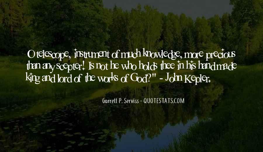 Kepler's Quotes #1210994