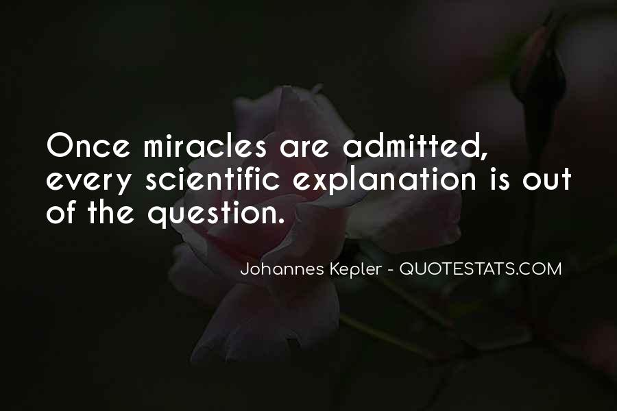 Kepler's Quotes #1446740