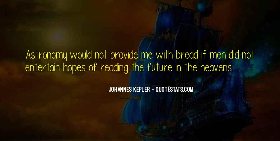 Kepler's Quotes #1507717