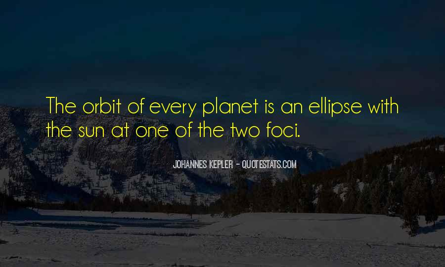 Kepler's Quotes #1533977
