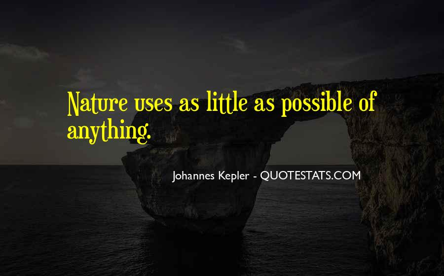 Kepler's Quotes #1580867