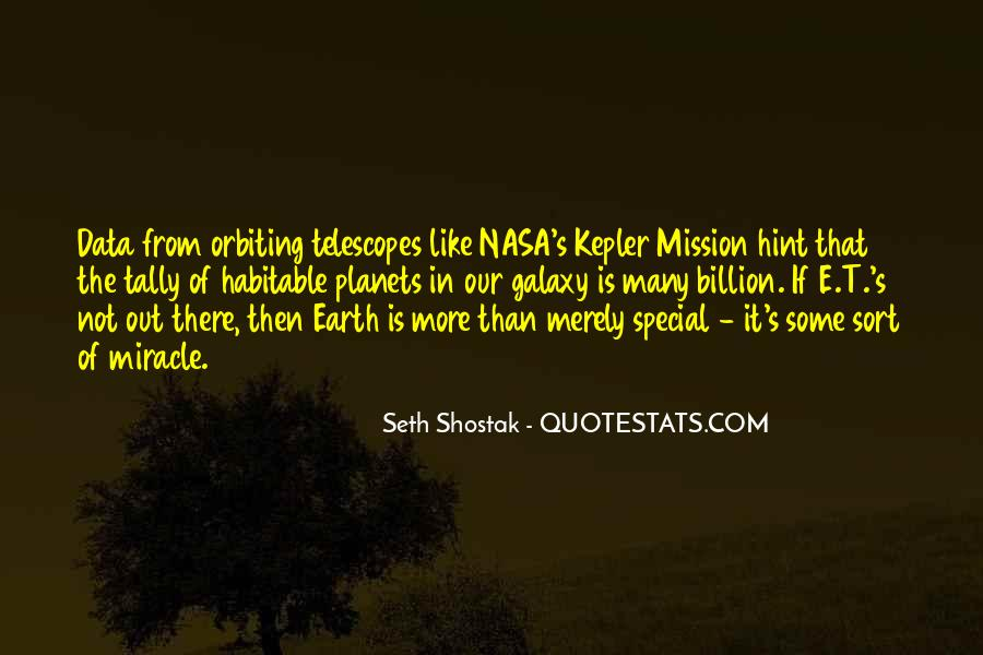 Kepler's Quotes #1585895