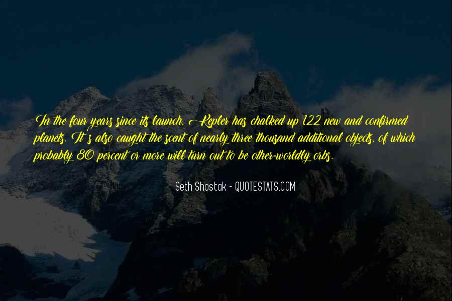 Kepler's Quotes #1651921