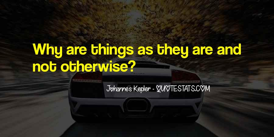 Kepler's Quotes #1693189