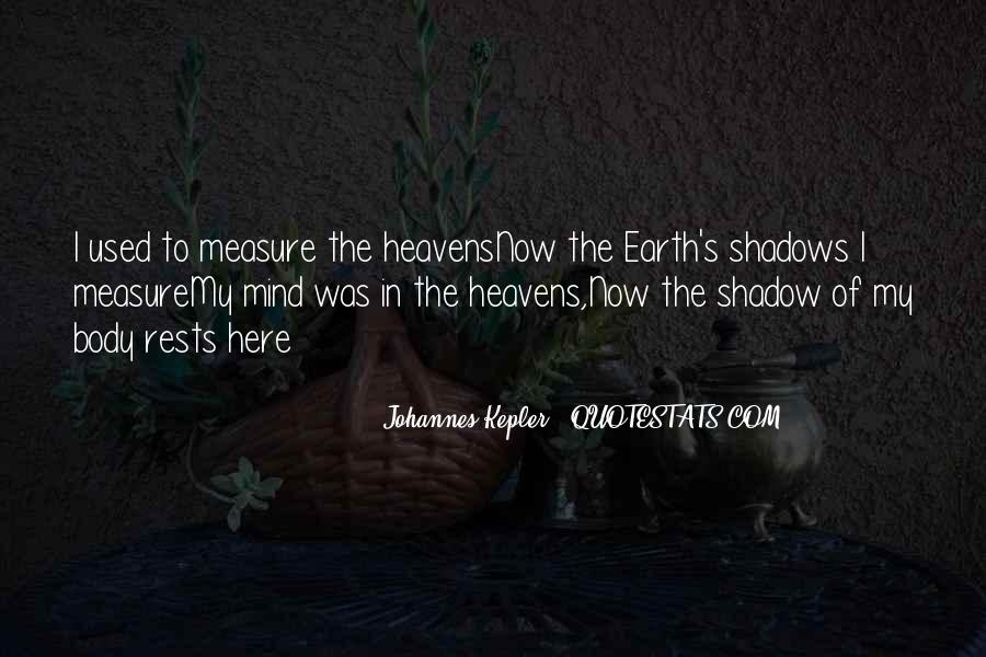 Kepler's Quotes #204482