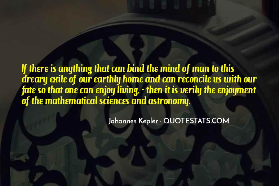 Kepler's Quotes #247901
