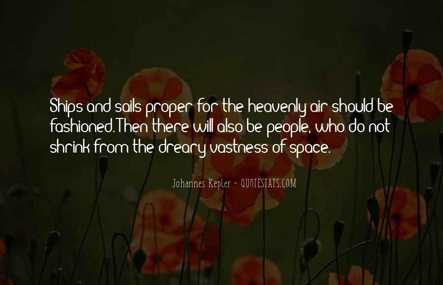 Kepler's Quotes #280574