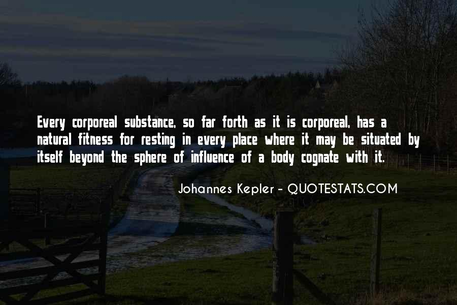 Kepler's Quotes #557588