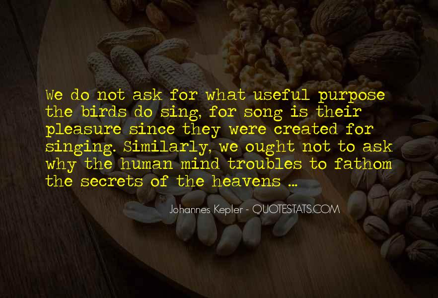 Kepler's Quotes #57891