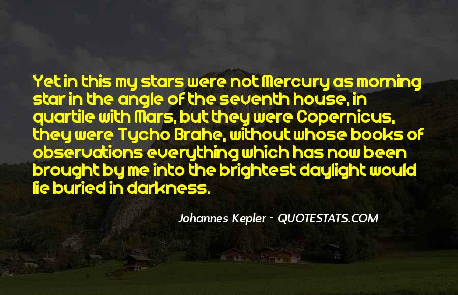 Kepler's Quotes #746899