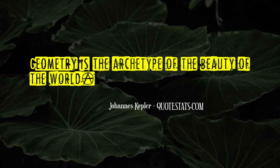 Kepler's Quotes #777665