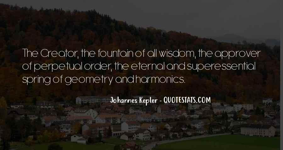 Kepler's Quotes #80384