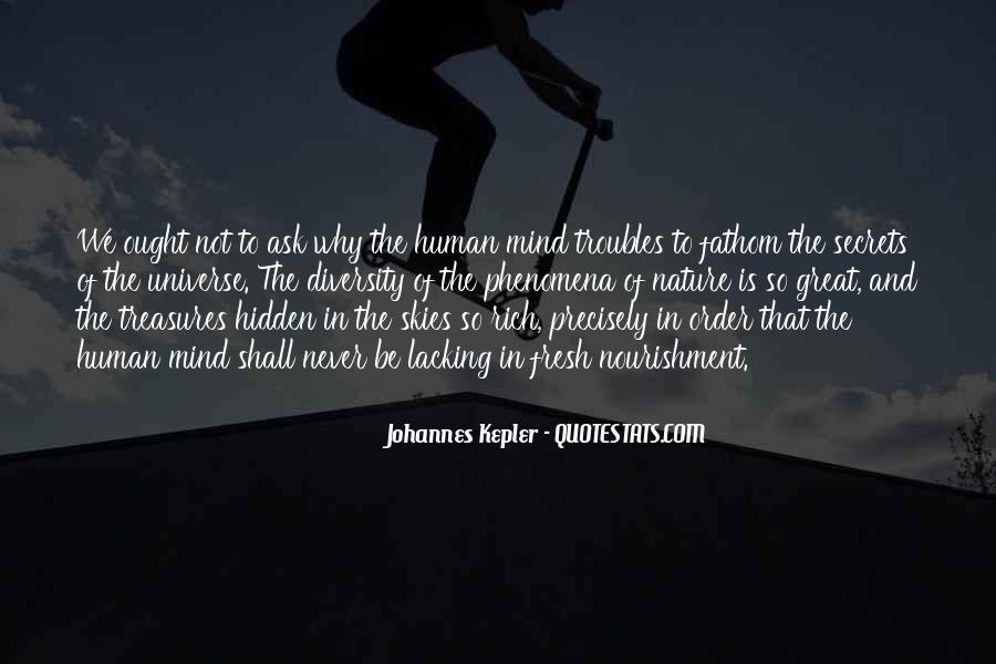 Kepler's Quotes #893474