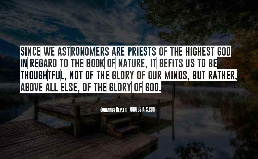 Kepler's Quotes #949140