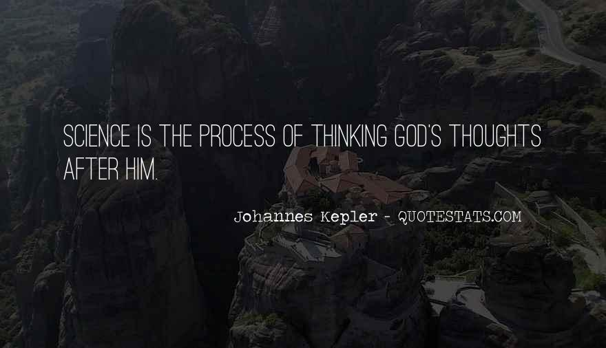 Kepler's Quotes #96708