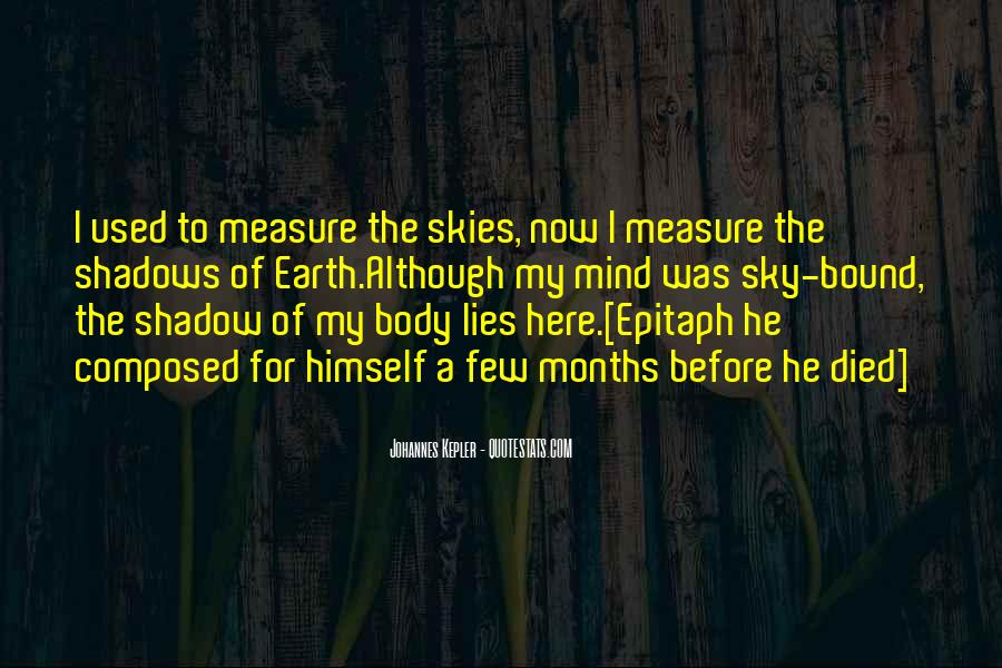 Kepler's Quotes #97205