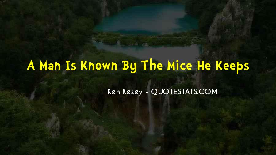 Kesey Quotes #117651
