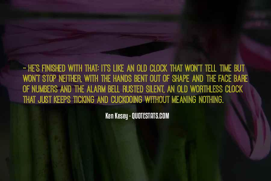 Kesey Quotes #183163