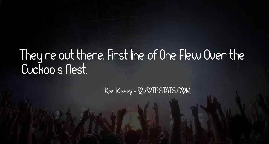 Kesey Quotes #185010