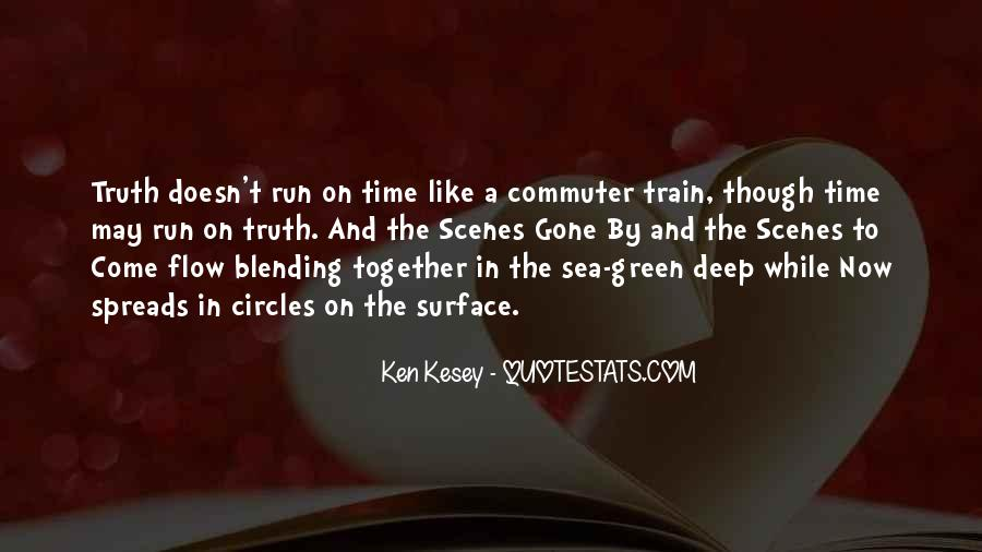 Kesey Quotes #233774