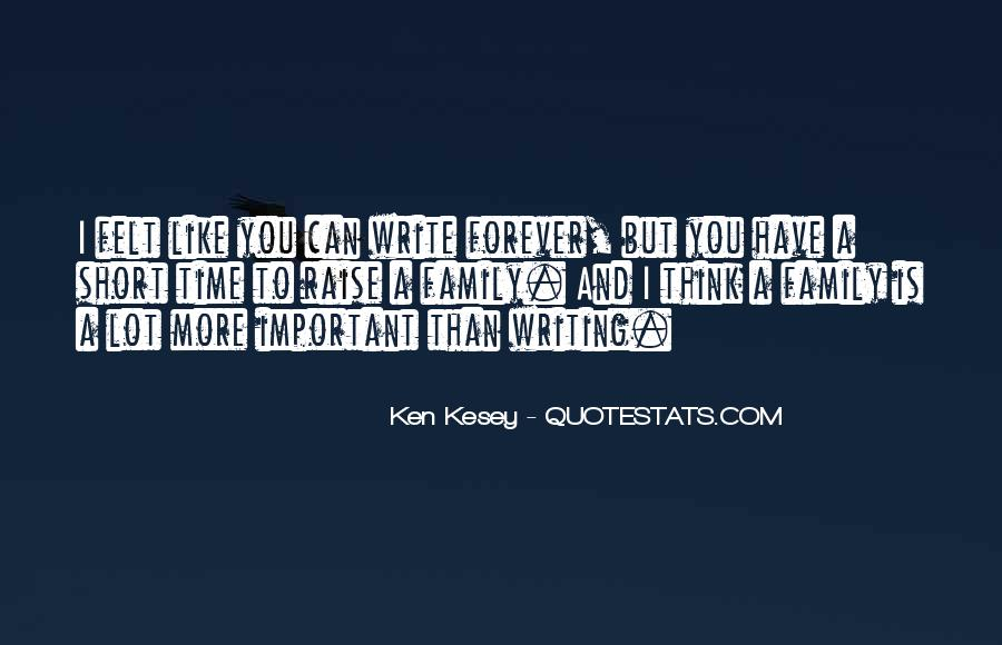 Kesey Quotes #269012