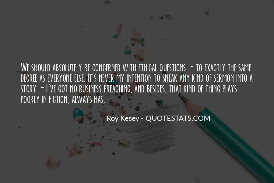 Kesey Quotes #295884