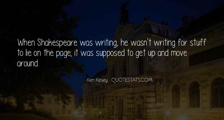 Kesey Quotes #332856