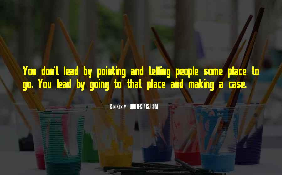 Kesey Quotes #545449