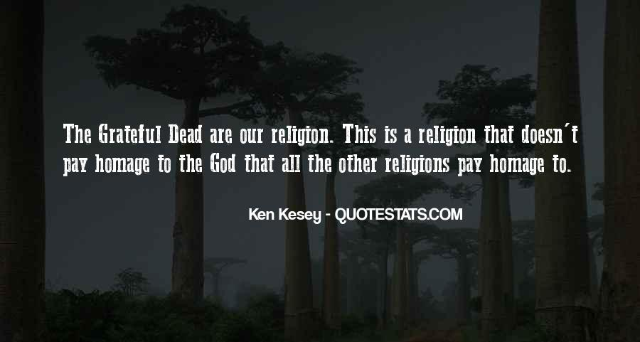 Kesey Quotes #55776