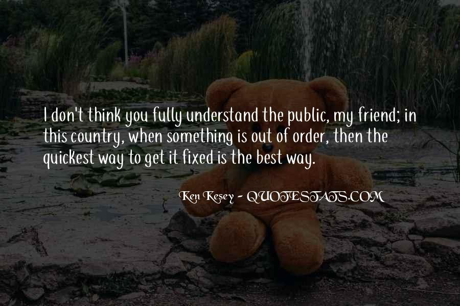 Kesey Quotes #681738