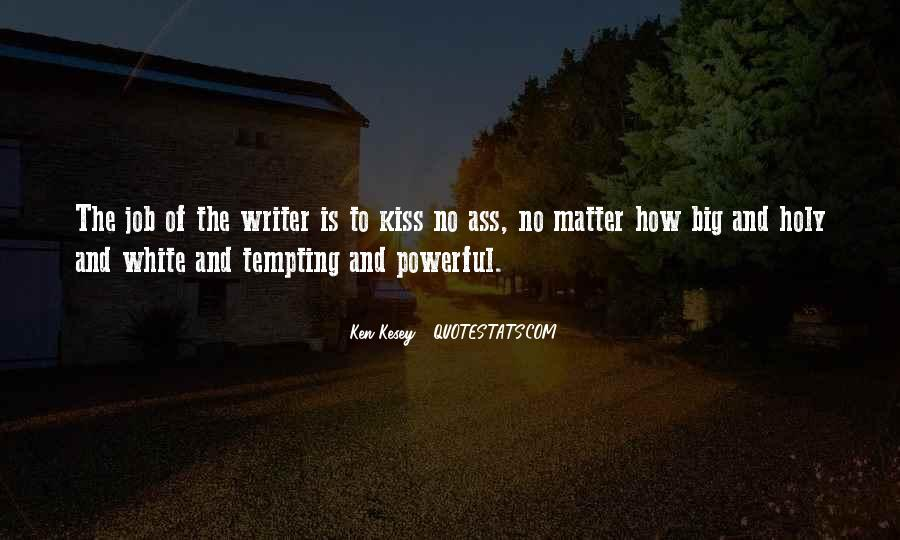 Kesey Quotes #74508