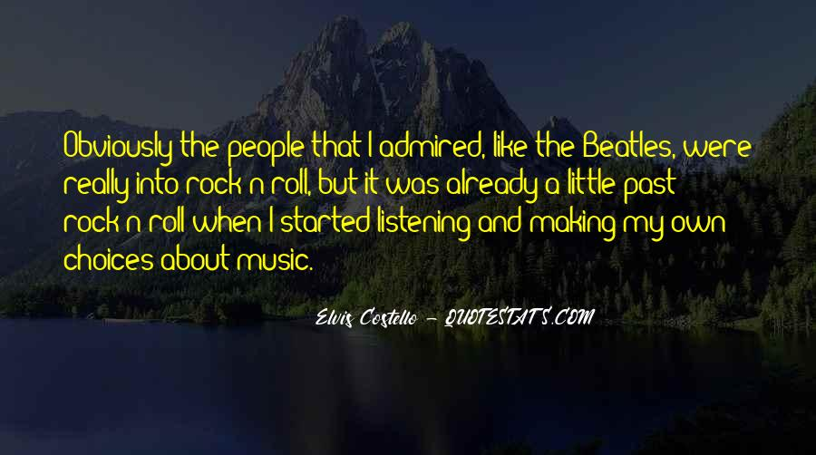 Quotes About Elvis By The Beatles #151049