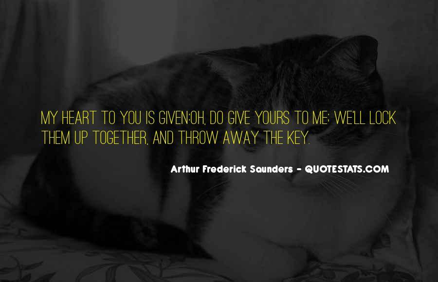 Key Lock Quotes #1001017