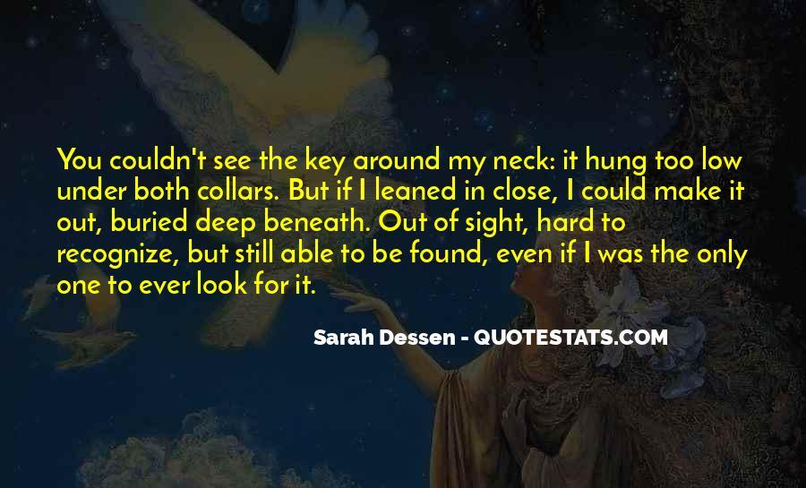Key Lock Quotes #1060545