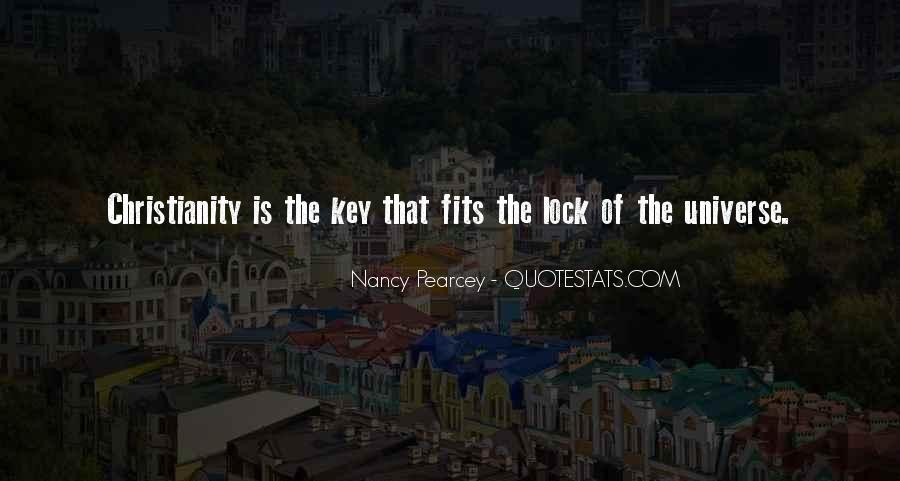 Key Lock Quotes #110918
