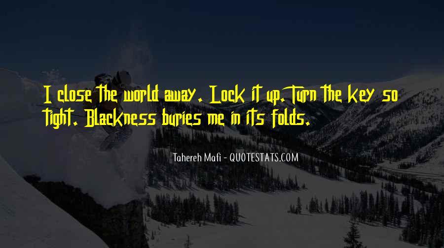 Key Lock Quotes #1144081