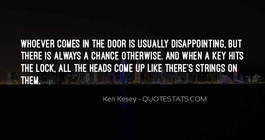 Key Lock Quotes #1337480