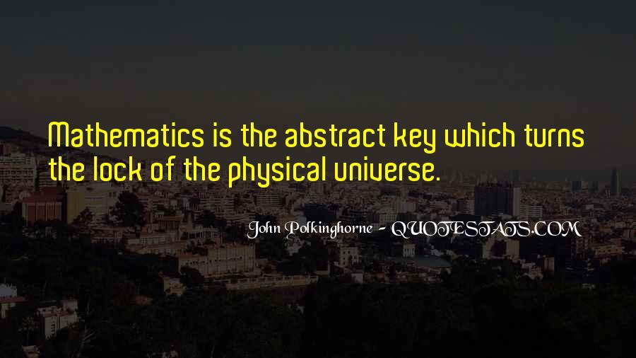 Key Lock Quotes #135547