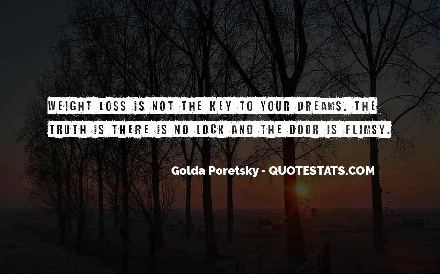 Key Lock Quotes #1455932