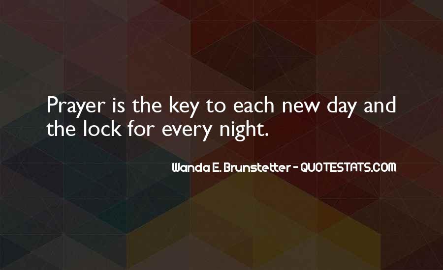 Key Lock Quotes #156882