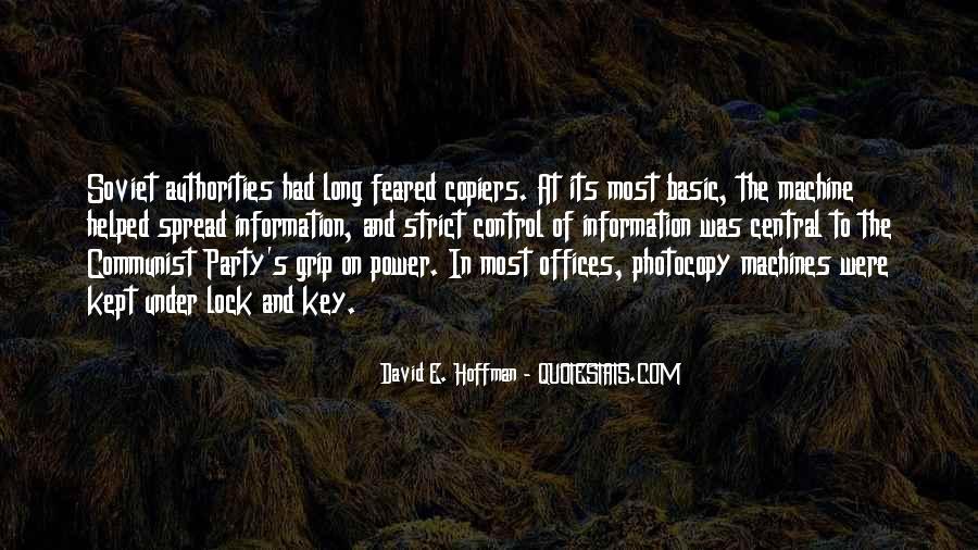 Key Lock Quotes #202814
