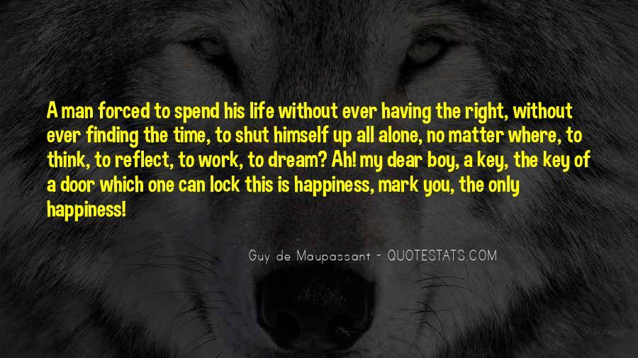 Key Lock Quotes #40231