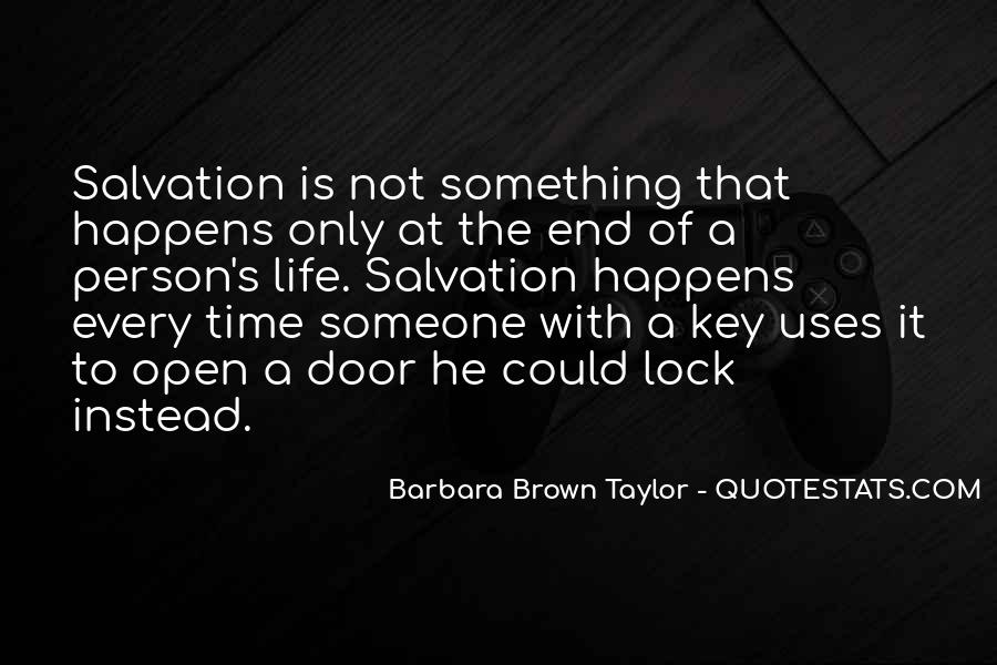 Key Lock Quotes #405248
