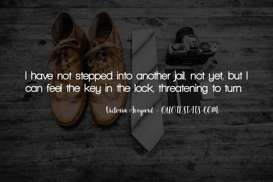 Key Lock Quotes #561468