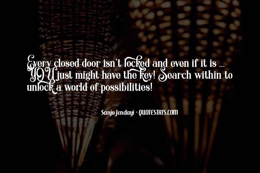 Key Lock Quotes #727182