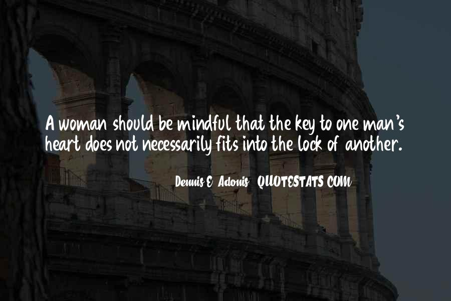 Key Lock Quotes #775042