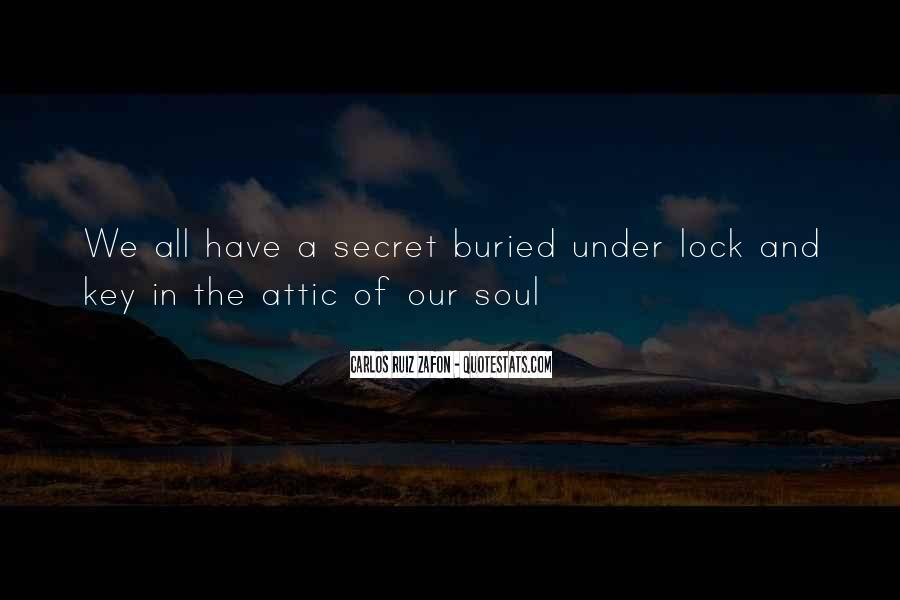 Key Lock Quotes #840472