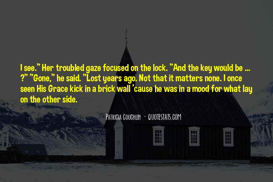 Key Lock Quotes #937637